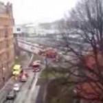 Обзор аварии с окна