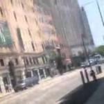 Архивный ролик с Манхетана